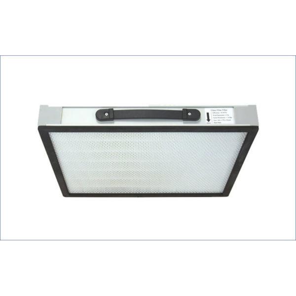 Glasfaser-Filter für Rauch- und Gasabsaugung Typ VAUPEL LAB-5D/5.1D