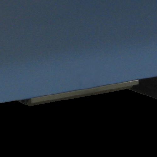 VAUPEL_Absaugtisch Typ UF - Staubschublade am Boden des Tisches