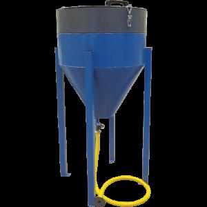 VAUPEL_Precoatieranlage Typ PCA-12 zur Verlängerung der Filterelemente