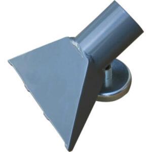 VAUPEL_Saugschlitzdüse Typ VSPK-M mit Magnet für mittleren und hohen Druck