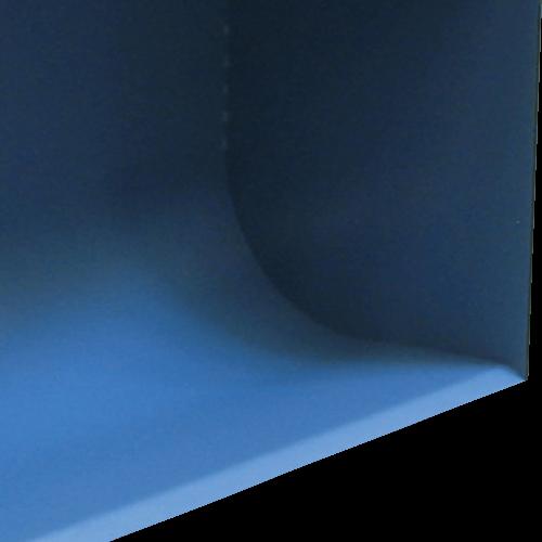 VAUPEL_Wirbelstromhaube Typ Turbowand GT - mit gekrümmter Rückwand (Variante B) - Detailansicht
