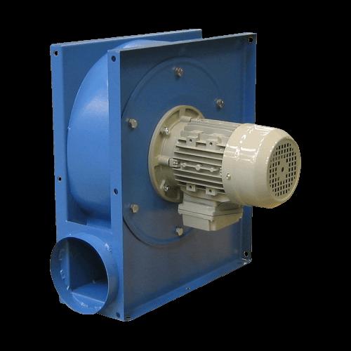 VAUPEL_Radialventilator Typ VT-O - Zentrifugalventilator mit offenem Ventilatorrad