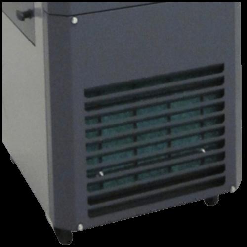 VAUPEL_mobile-Filteranlage W3 Typ SFPM - Ausblass der gereinigten Luft