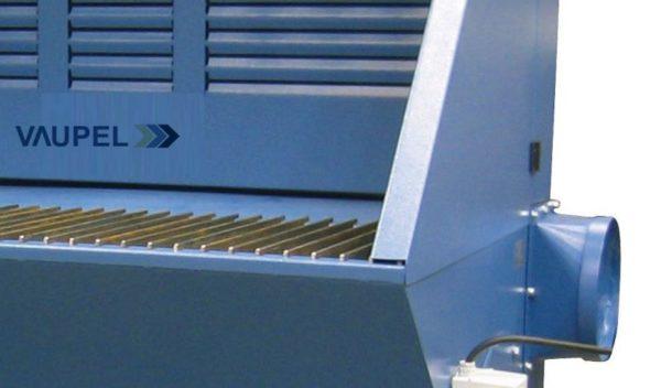 Stahlrippen für höhenverstellbaren Absaugtisch Typ UFPR 1000