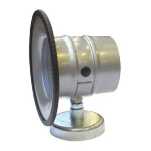 Absaugtrichter mit Magnet Typ ST-M