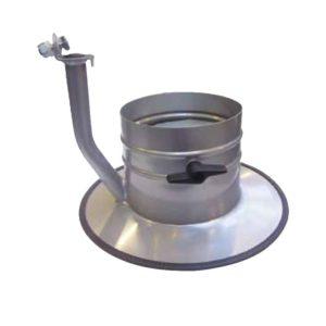 Absaugtrichter Typ ST-S für Punkt-Absaugarme Typ LGF / RGF / RFF | Vaupel-Shop