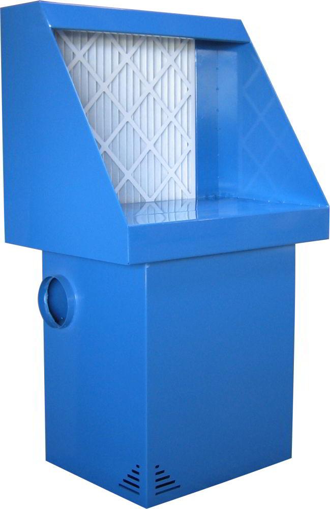 Spray Absaugtisch incl. Z-line-Filter G4 Typ BZ | Vaupel-Shop