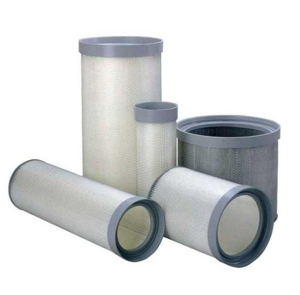 Staubmaster Filter Typ G113 für Geschlossene Filtereinheit mit Ventilator Typ FR3
