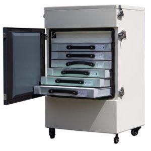 Ersatzfilter (Komplett-Set) für Rauch- und Gasabsaugung Typ VAUPEL LAB-5D/5.1D