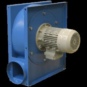 VAUPEL_Radialventilator mit geschlossenem Transportlaufrad Ventilator Typ VL