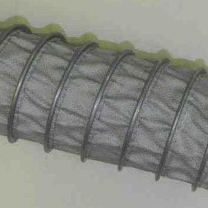 Abgasschlauch bis 300° Typ Gripflex Silikon