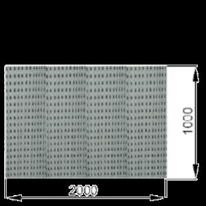 VAUPEL_perforierter_Labyrinthfilter_für FPS_Farbspritzwand