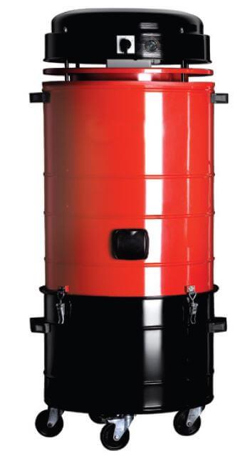 Steinstaubabsaugung - mobiles Hochvakuumfiltergerät Typ Rapid VAC 200 A/S