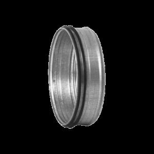 Enddeckel Nippelmaß Ø 80mm für Rauch- und Gasabsaugung Typ VAUPEL LAB-2D/W und LAB-1F