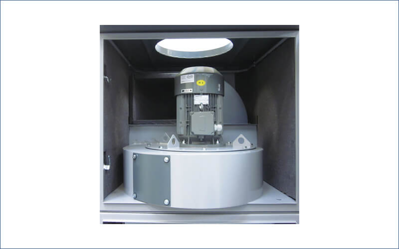 Ölnebelabscheider OUPC 2020 Ventilator