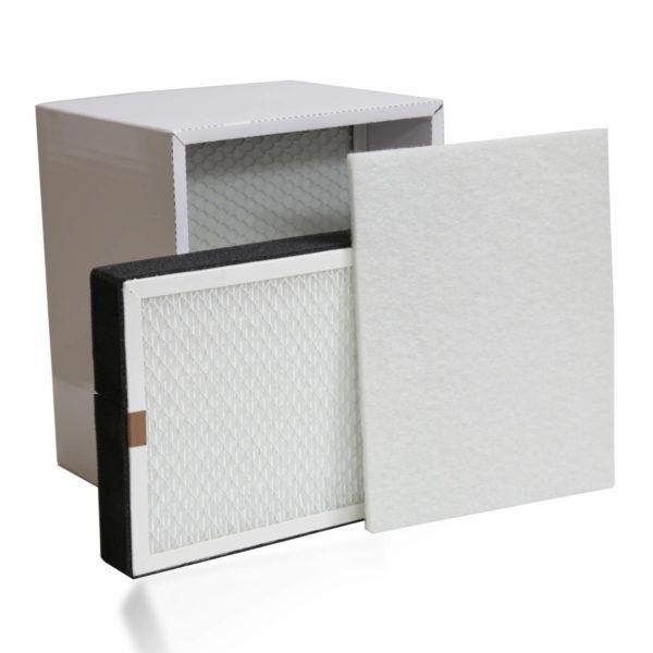 Filterset für Feinstaubabsaugung LAB-1W
