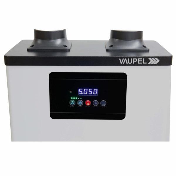 Feinstaubabsaugung Typ VAUPEL LAB-2W digitale Anzeige